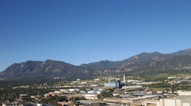 Colorado Springs - Cheyenne Mountain