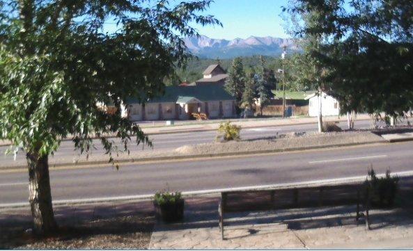 Woodland Park, Pikes Peak & Colorado Springs Live Streaming